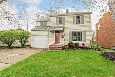 1527 Crestwood Road, Mayfield Heights, OH 44124 - #: 4092721