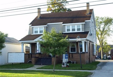 12 E Jefferson Street, Jefferson, OH 44047 - MLS#: 4093016
