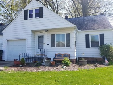 25800 Drakefield Avenue, Euclid, OH 44132 - #: 4093690