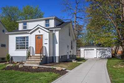 1638 Roselawn Road, Mayfield Heights, OH 44124 - #: 4093697