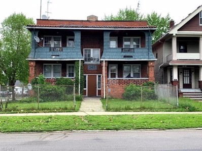 3417 Bosworth Road, Cleveland, OH 44111 - #: 4093862