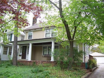 2581 Idlewood Rd, Cleveland Heights, OH 44118 - #: 4095475