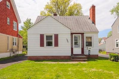 1504 E 196th Street, Euclid, OH 44117 - #: 4096315