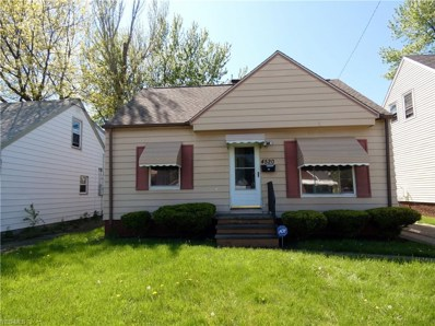 4520 W 146th Street, Cleveland, OH 44135 - #: 4096633