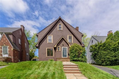 2390 Rinard Road, Cleveland Heights, OH 44118 - #: 4096710