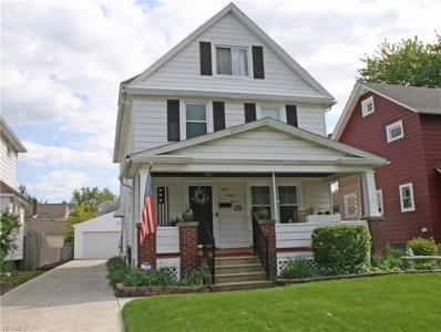327 Cambridge Avenue, Elyria, OH 44035 - #: 4096828