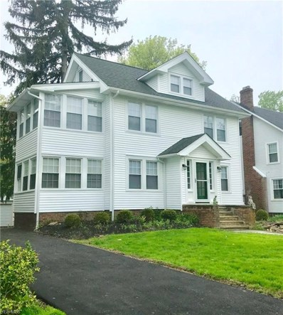 2488 Queenston Rd, Cleveland Heights, OH 44118 - #: 4097265
