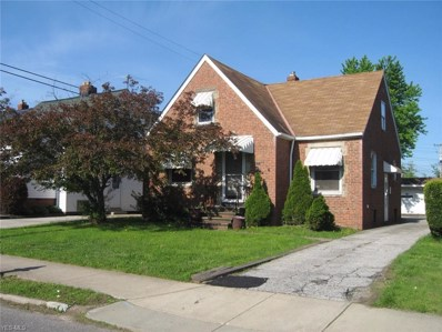 4988 E 110th Street, Garfield Heights, OH 44125 - #: 4098114