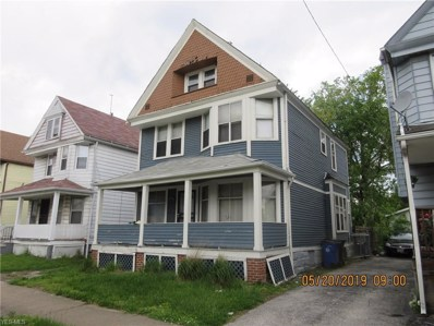 10911 Hull Avenue, Cleveland, OH 44106 - #: 4098232