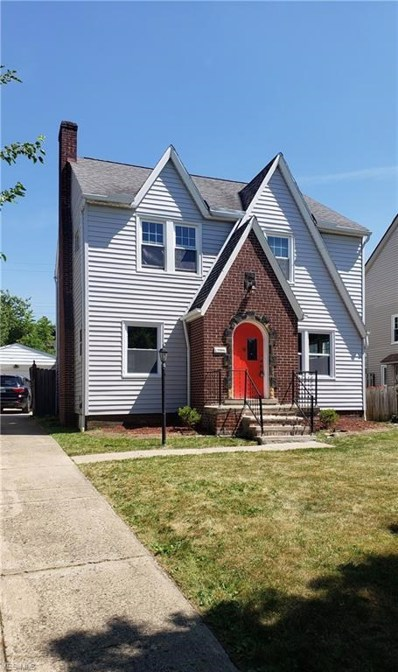 1007 Helmsdale Road, Cleveland Heights, OH 44112 - #: 4098267