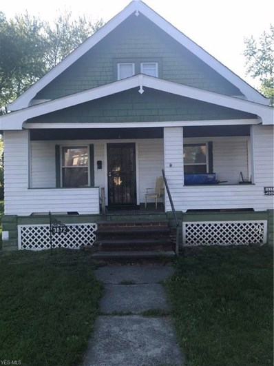 3872 E 140th Street, Cleveland, OH 44128 - #: 4098553