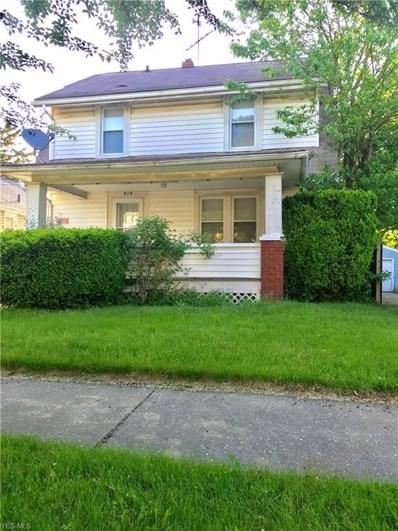 915 Rowe Street, Akron, OH 44306 - #: 4100551