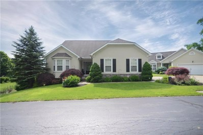 6866 Twin Oaks Court, Canfield, OH 44406 - #: 4100558