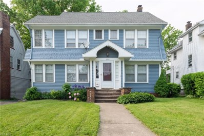 3235 Yorkshire Road, Cleveland Heights, OH 44118 - #: 4101395