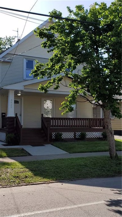 3428 W 44th Street, Cleveland, OH 44109 - #: 4102401