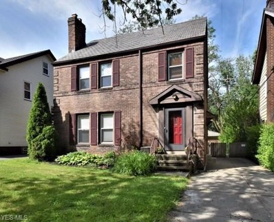 3470 Northcliffe Road, Cleveland Heights, OH 44118 - #: 4102720