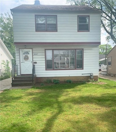 4507 Kenmore Avenue, Cleveland, OH 44134 - #: 4102940