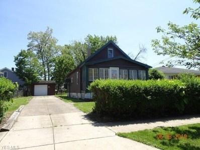 21950 Miller Avenue, Euclid, OH 44119 - #: 4105436