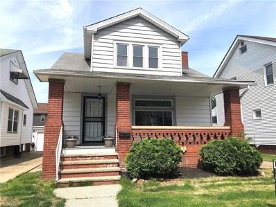 4932 E 111th Street, Garfield Heights, OH 44125 - #: 4105610