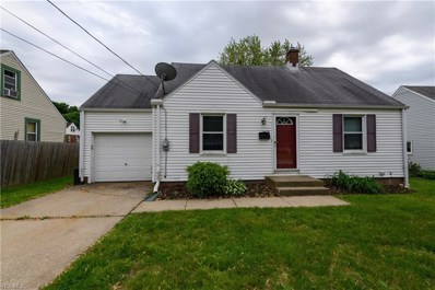 1628 37th Street NW, Canton, OH 44709 - #: 4105807