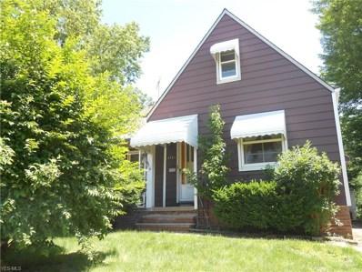 4761 E 93rd Street, Garfield Heights, OH 44125 - #: 4106184