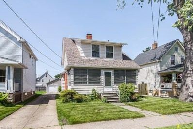 1918 Treadway Avenue, Cleveland, OH 44109 - #: 4106502