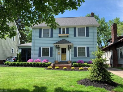 3316 Clarendon Road, Cleveland Heights, OH 44118 - #: 4106890