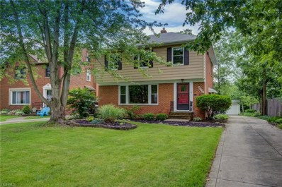 2444 Dysart Road, University Heights, OH 44118 - #: 4107387