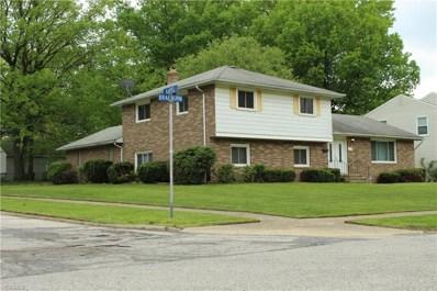 1731 Braeburn Park Drive, Euclid, OH 44117 - #: 4107829