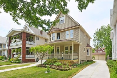 1294 W 105th Street, Cleveland, OH 44102 - #: 4107945