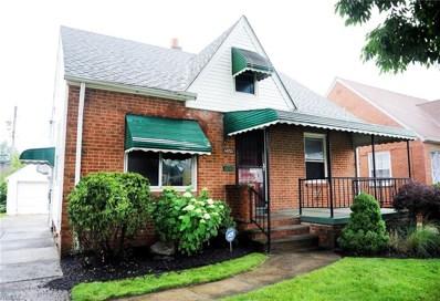 14701 Reddington Avenue, Maple Heights, OH 44137 - #: 4108271