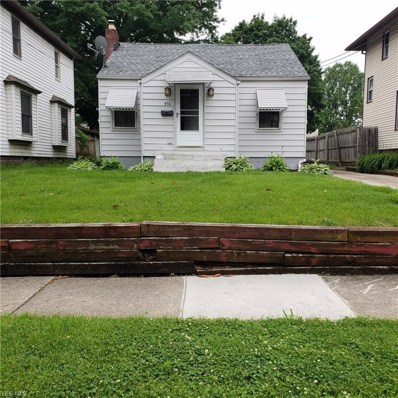 456 Oxford Avenue, Akron, OH 44310 - #: 4108402