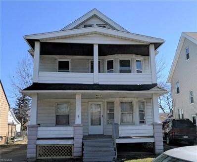 4911 E 108, Garfield Heights, OH 44125 - #: 4108613
