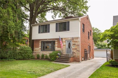 3309 W 165th Street, Cleveland, OH 44111 - #: 4109038