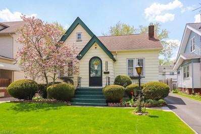 18117 Flamingo Avenue, Cleveland, OH 44135 - #: 4109240
