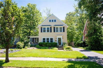 3406 E Fairfax Road, Cleveland Heights, OH 44118 - #: 4109264