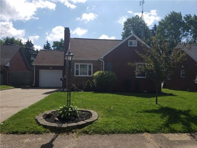602 Valleyview Avenue NW, Canton, OH 44708 - #: 4109379
