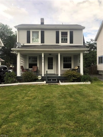 4475 Broadale Road, Cleveland, OH 44109 - #: 4109416