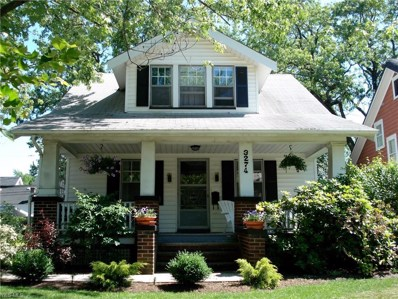 3274 Beechwood Avenue, Cleveland Heights, OH 44118 - MLS#: 4110817