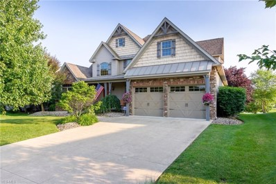1110 Wedgefield Court, North Canton, OH 44720 - #: 4111561