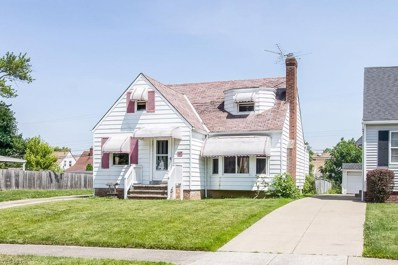 4229 Wilmington Road, Cleveland, OH 44121 - #: 4112436