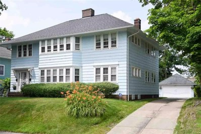 3354 Ashby Road, Shaker Heights, OH 44120 - #: 4112679