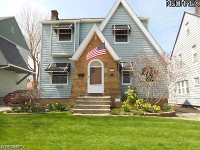 4398 W 60th Street, Cleveland, OH 44144 - #: 4113441