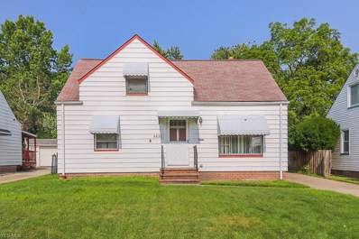 5620 Sunny Lane, Maple Heights, OH 44137 - MLS#: 4113793