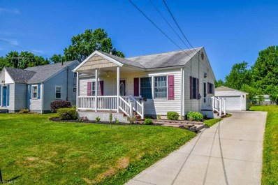 447 Ingall Avenue NW, Massillon, OH 44646 - MLS#: 4115182