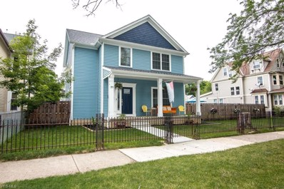 1828 W 48th Street, Cleveland, OH 44102 - #: 4116396