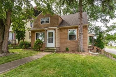 18700 Fairway Avenue, Maple Heights, OH 44137 - #: 4116694