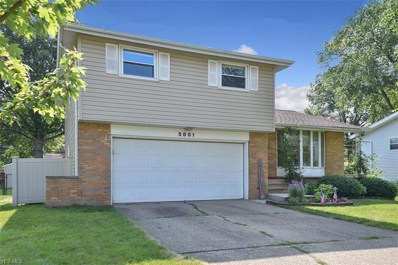 5801 Sherwood Drive, North Olmsted, OH 44070 - #: 4119067