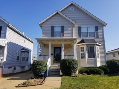 16601 Langly Avenue, Cleveland, OH 44128 - #: 4121622