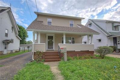 847 Saxon Avenue, Akron, OH 44314 - #: 4122590